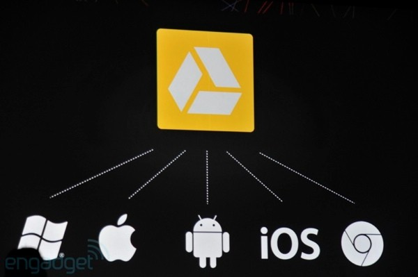 Google Drive comes to Chrome OS and iOS
