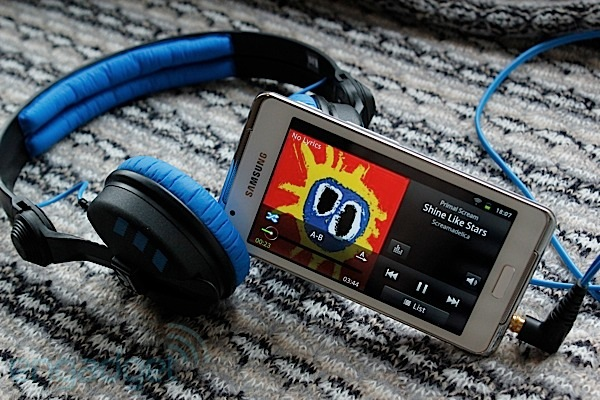 Samsung Galaxy Player 42 review