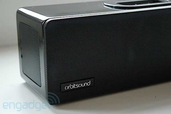Orbitsound announces T9 iPodfriendly soundbar, we go ears on