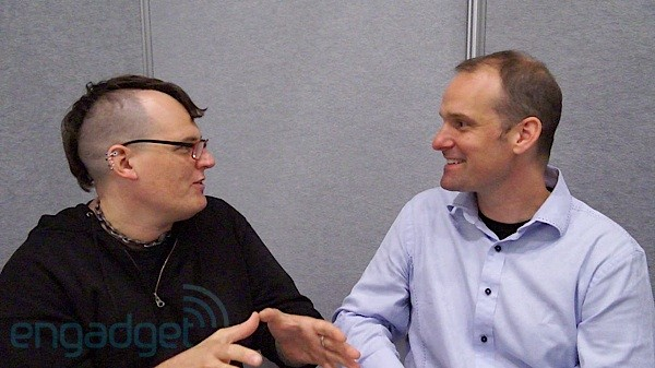 The Engadget interview Nokia's Kevin Shields talks WIndows Phone 8
