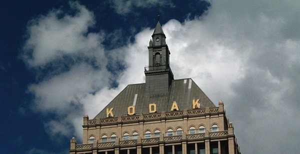 Kodak plans to sell off digital imaging patents
