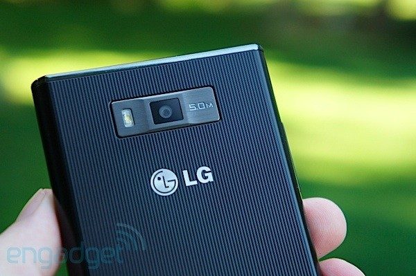 DNP LG Optimus L7 review a beautiful, entrylevel Android 40 smartphone introduces LG UI 30