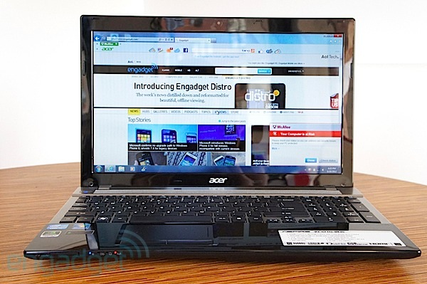 DNP  Acer Aspire V3 review