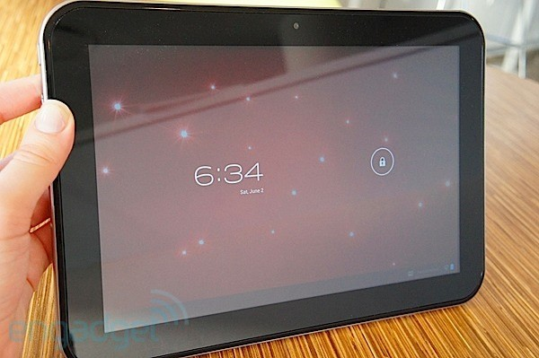 Toshiba Excite 10 review a 10inch ICS tablet that puts the Thrive to shame