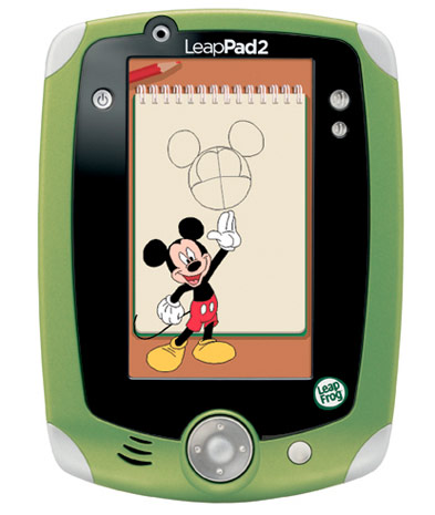LeapFrog reveals LeapPad 2 and Leapster GS learning tablets, priced at $70 and $90