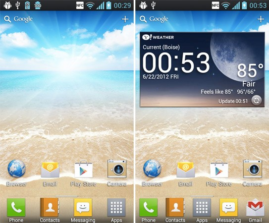 DNP LG Optimus L7 review a beautiful, entrylevel Android 40 smartphone that introduces LG UI 30