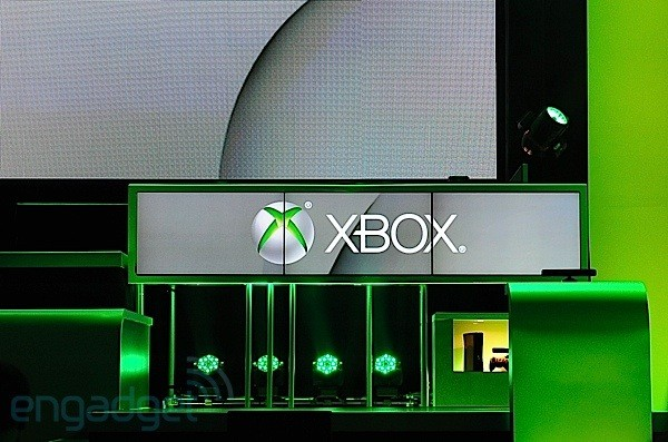 Live from Microsoft's E3 2012 keynote!