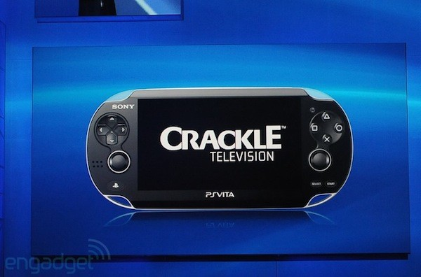 Sony is bringing Hulu Plus, Crackle to PlayStation Vita
