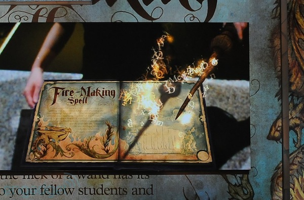 Sony's WonderBook is PS Moveaugmented reading, launches with JK Rowling's 'Book of Spells'