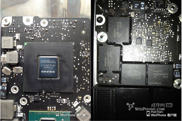 MacBook Pro blurrycam pics hint at Kepler GPU