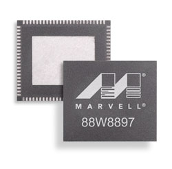 Marvell unveils all-in-one 802.11ac WiFi chip for mobile devices: throws in Bluetooth and NFC