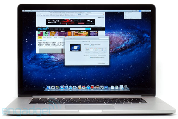 Apple MacBook Pro with Retina display review mid 2012