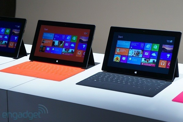 Microsoft Surface was developed in an 'underground bunker,' we hope they've seen sunlight
