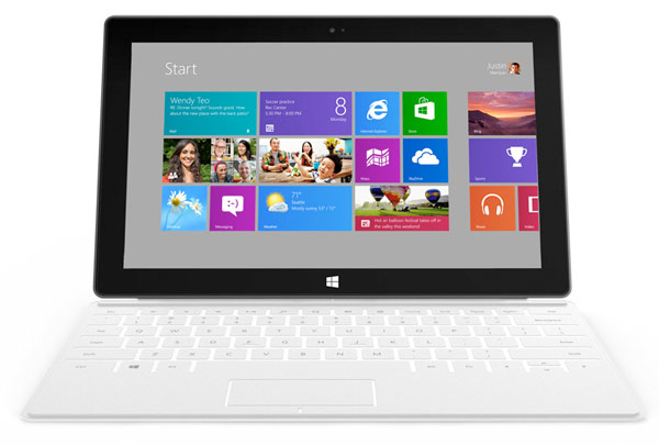 Microsoft Surface Tablet - The iPad Killer
