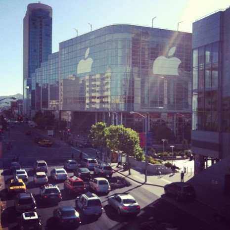 TMobile 1,900MHz 3G goes live at Moscone Center West just in time for WWDC, carrier swears it's a happy accident