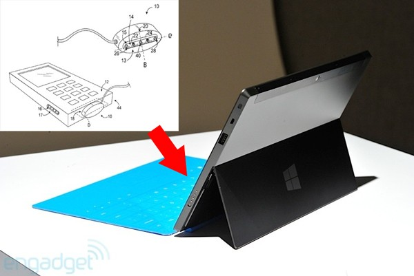 Will Surface use Microsoft's new MagSafelike power connector