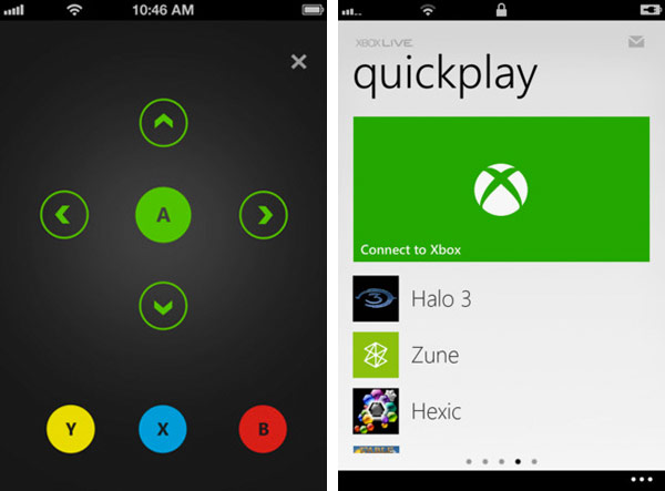 My Xbox Live update for iPhone brings direct remote control, keeps the gamepad at bay