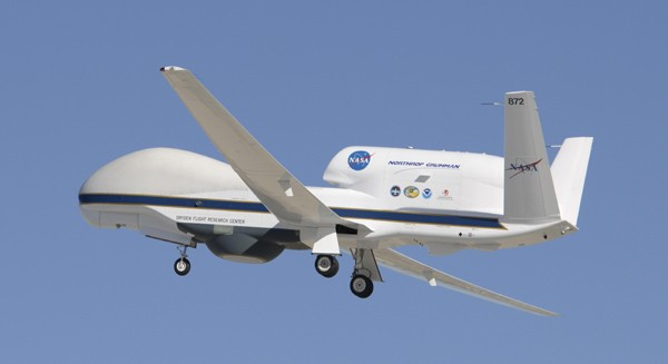 NASA to study hurricanes with unmanned aircraft starting this year