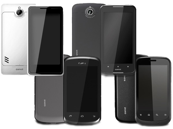 Gigabyte outs four dualSIM Ice Cream Sandwich phones