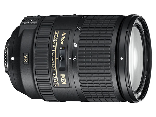 Nikon debuts new 18300mm VR Lens, brings highest zoom range yet to DSLRs