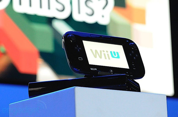 Nintendo two Wii U Gamepads will work on one system