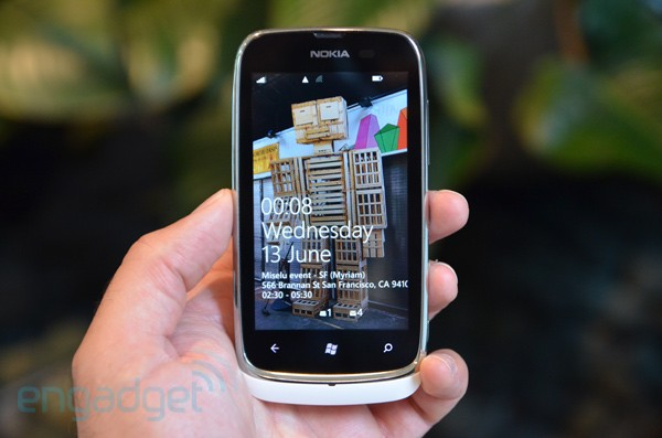 DNP Nokia Lumia 610 review