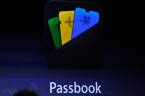 Apple demos Passbook, a onestop shop for tickets and boarding passes