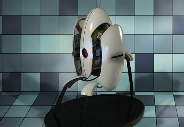 Licensed Portal 2 Turret replica to arrive later this year, leave bullets at home