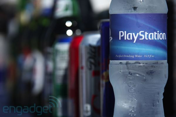 Engadget and Joystiq's preevent broadcast from E3  Sony