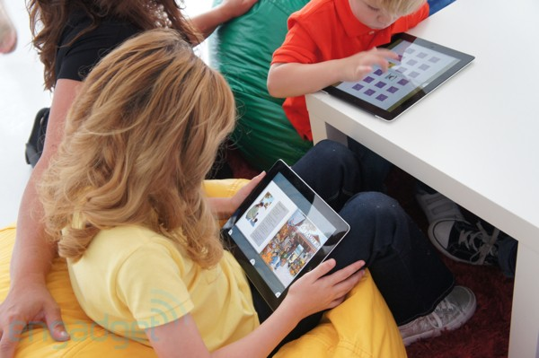 Reading Rainbow launches iPad app, we go handson video