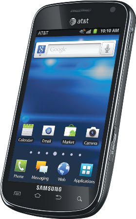 AT&T announces Samsung Exhilarate still exists, will be available June 10th for $50