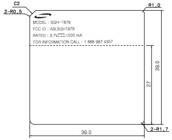 Samsung Galaxy Note with TMobileready 3G swings by the FCC
