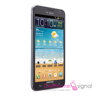 Samsung Galaxy Note for TMobile pops up in claimed press shots, we try to feign surprise