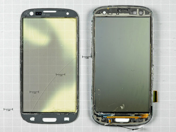 Chipworks, iFixit tear down the Galaxy S III for all to see, spot iPhone 4S' camera sensor hanging around