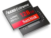 SanDisk readies iNAND storage for tablets and smartphones, forms part of Tegra 3 'reference designs'