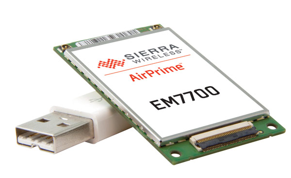 Sierra Wireless outs thinnestever 4G LTE module, teases skinny AT&Tready laptops and tablets