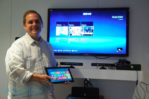 DNP Microsoft's Marc Whitten talks to us about SmartGlass, AirPlay and making your living room better