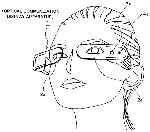 Sony patent filing for glasses would scan realworld tags, carry more than a hint of Project Glass