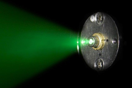 Sony, Sumitomo codevelop a more powerful green laser diode for projectors