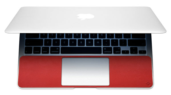 Twelve South unveils SurfacePad leather wrist pad for MacBook Air