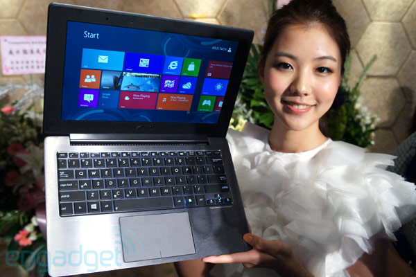 ASUS reveals TAICHI convertible notebook  tablet with dual 116inch and 133inch displays