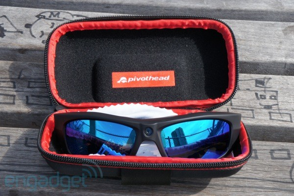  Pivothead review video recording eyewear for reasonably discrete POV clips