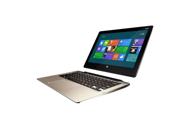 ASUS announces line of Transformer Books, laptops with detchable touchscreens