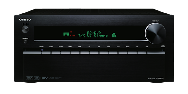 Onkyo to deliver 114 DTS NeoX surround sound on latest receivers