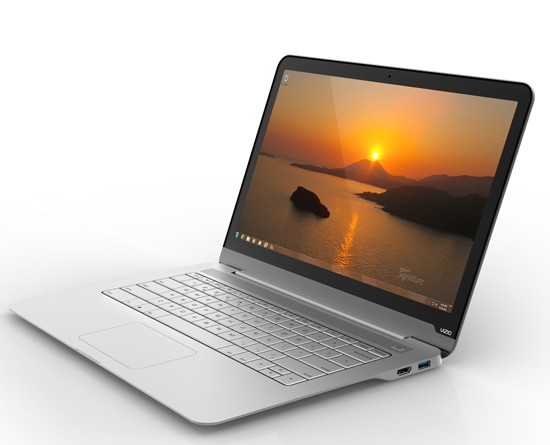 Vizio details its first laptops two thinandlights and a mainstream 15incher, available now for $898 and up