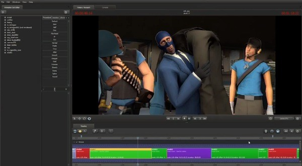 Valve Source Filmmaker makes a movie out of any Source game, now you're directing with Portals video
