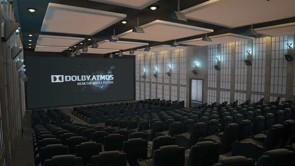 Dolby Atmos coming to Barcelona's CineEurope 2012