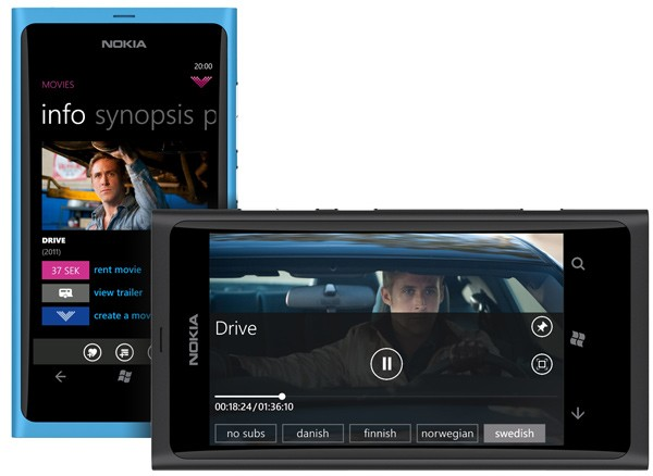 Voddler's Lumiaexclusive video streaming app debuts for Windows Phone