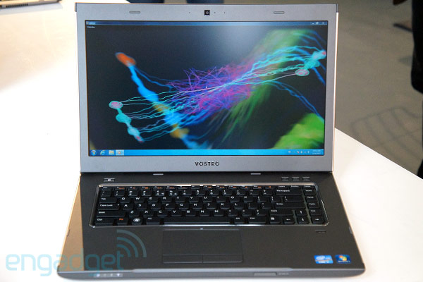 Dell Vostro line gets Ivy Bridge CPUs, optional 4G LTE