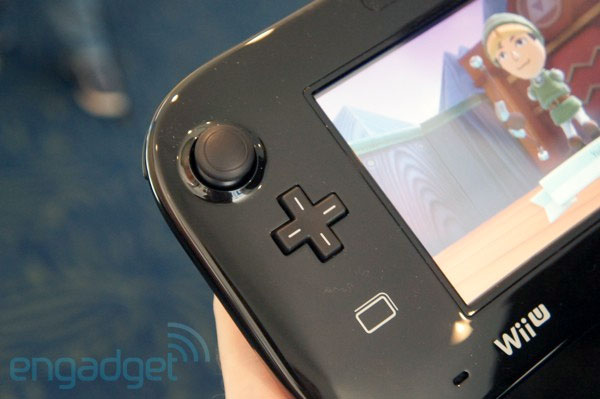 Dual GamePad support won't be coming to Nintendo Wii U until 'well after launch'